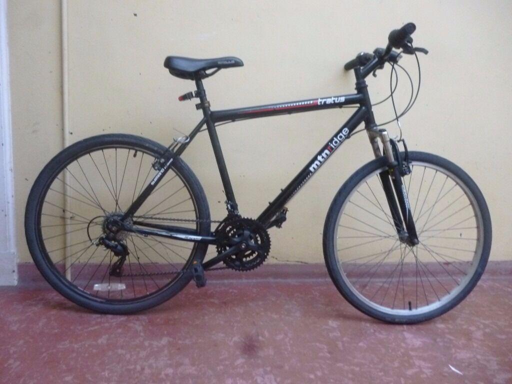 Mtn Ridge Stratus Mountain Bicycle Frame Size 56cm In New