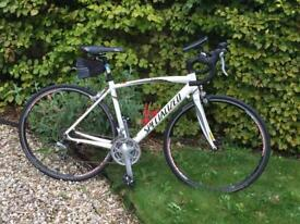 Ladies 27 speed Specialized Allez Road bike