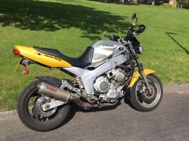 Yamaha TDM 850 1996, MOT'ed till March 18