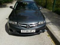 2006 HONDA ACCORD, 2.2 DIESEL ENGINE, FULL SERVICE HISTORY, HPI CLEAR, WARRANTED LOW MILEAGE