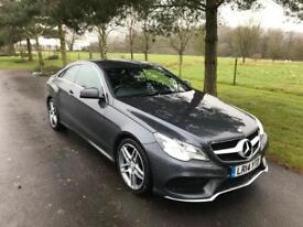 MERCEDES - BENZ E220 CDI AMG SPORT New shape