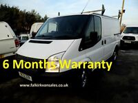 Ford Transit 2.2 TDCi 260 S Low Roof Panel Van