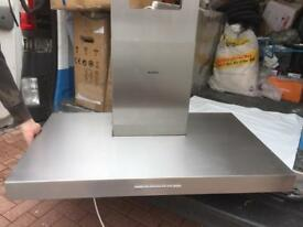 BLANCO 900mm Stainless Steel extractor