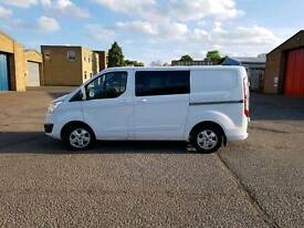 Ford transit custom limited for sale