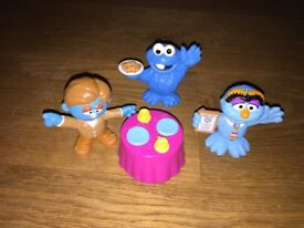 furchester hotel toy set