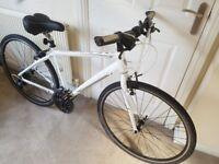 "Trek 7.3 FX. 2014 Womens Hybrid Bike. Excellent Condition. RRP £525. 17.5"" Frame"