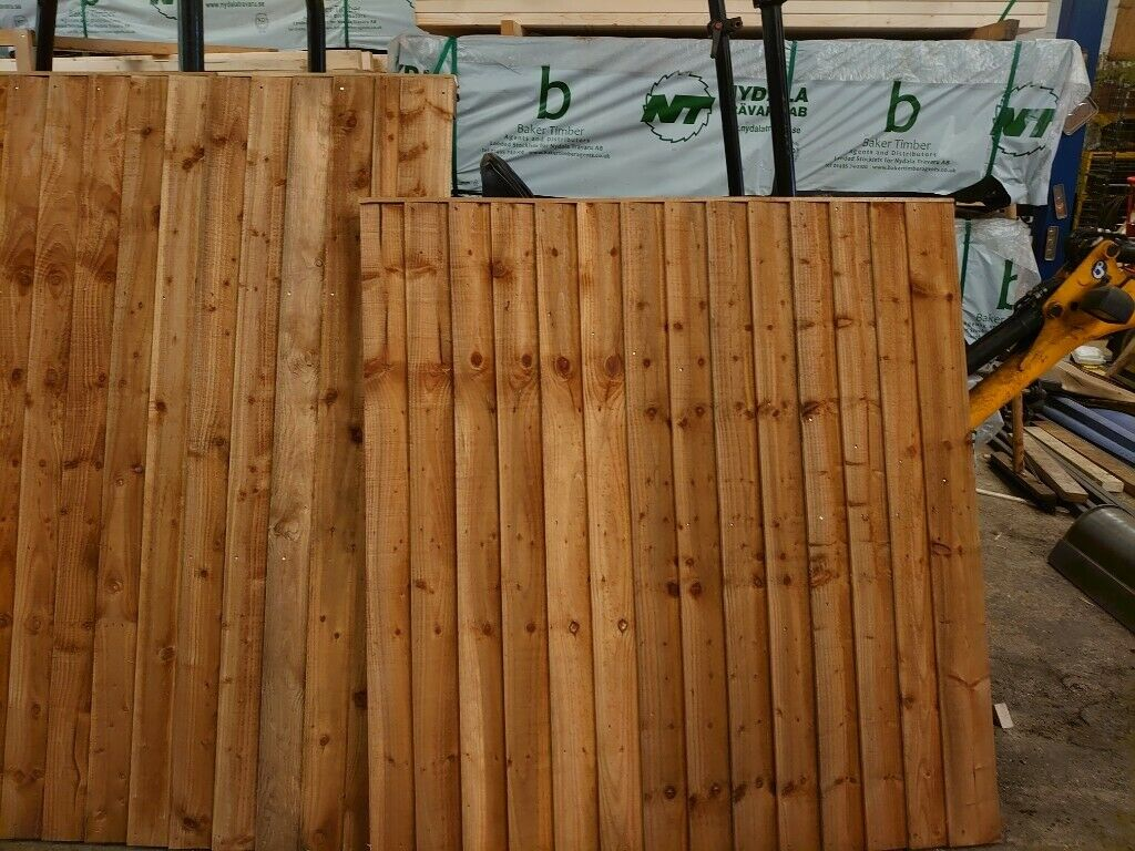 Fence Panels Fancy And Closed Board Fancy Trellis In Norwich Norfolk Gumtree