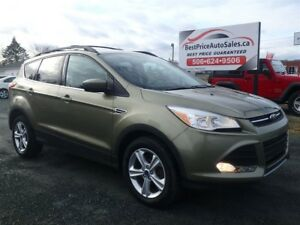 2013 Ford Escape SE! 4X4! CERTIFIED!