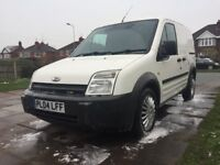 ford transit connect 1.8 diesel. FREE extra warranty
