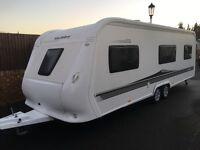 Hobby Caravan 645 Vip Collection (2012) Like Premium Model. Tabbert/Fendt