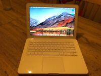 Apple MacBook white 2010 upgraded