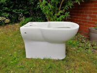 Ideal Standard Tempo Toilet, Cistern and Soft Close Seat. Ideal for smaller spaces. Sleek and smart.