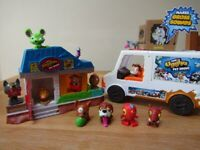 The Ugglys Pet Shop with Truck and 10 Uggly Pets
