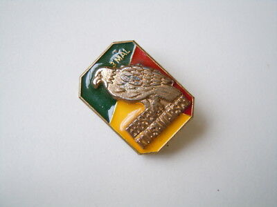 Abzeichen Anstecker Brosche 3 Mal Ebbser Koasamarsch Emaille Adler 11,5 g
