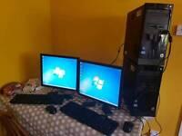 Desktop pc HP pro 3300 mt Core i3