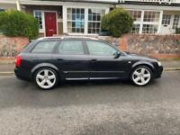 Audi A4 Avant 1.8T SLine