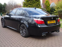 2007 04 BMW 5 SERIES 5.0 M5 4d 501 BHP*FULL SERVICE HISTORY*FINANCE AVAILABLE*