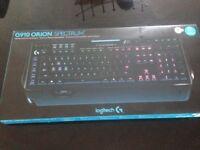 Gaming keyboard Logitech G910 Orion spectrum