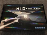 H4 HID 6000k Kit - Brand new in box