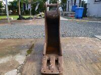10 inch Excavator Bucket