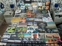 "Huge oasis vinyl collection Lps 7 and 12"" singles 58 items"