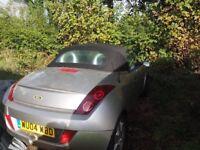 ford ka convertible