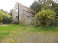 2 Bed barn conversion to rent, all inclusive, broadband pets allowed