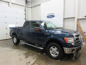 2014 Ford F-150 XLT + Ext. Warranty!