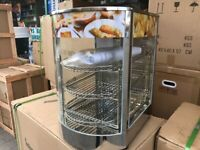 NEW PIE FOOD WARMER CABINET CATERING COMMERCIAL KITCHEN FAST FOOD KITCHEN TAKE AWAY SHOP BBQ