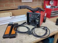 SEALEY 180XT ARC WELDER 180AMP WITH ACCESSORY KIT + 2 boxes of Electrodes