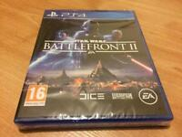 STAR WARS BATTLEFRONT- BRAND NEW AND SEALED