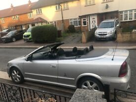 Astra convertible 1.6 L