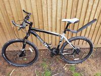 specialized hardrock mountin bike 27 speed