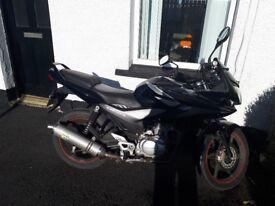 Honda cbf125 perfect for starter bike.