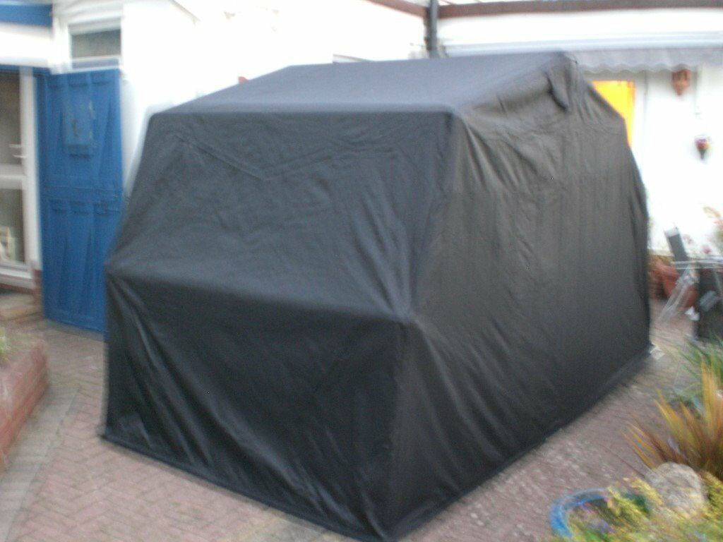 trike or small car portable garage | in Earley, Berkshire ...