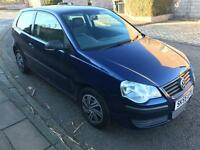 2005 Volkswagen Polo 1.2. * SPARES OR REPAIRS*