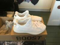 9465e45b2125e Adidas Yeezys 350 V2 in triple white