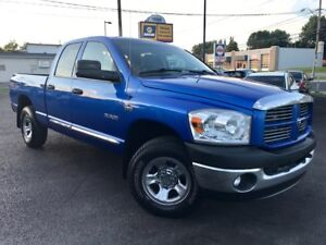 2008 Dodge Ram 1500 TRX4 BIG HORN