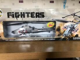 Fighters model copter