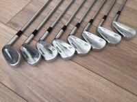 MIZUNO MP-32 Forged Irons, 3-PW iron set, Regular R300 shafts