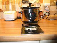 Swan 1.5 litre Slow Cooker - Crock Pot in mint condition.