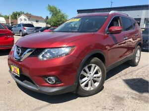 2014 Nissan Rogue SV MOON ROOF MAGS BACKUP CAMERA HEATED FRONT S