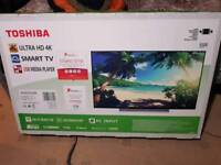 "Toshiba 49U6763DB 49"" 4K Ultra HD Smart Freeview Freesat HD LED"