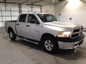 2013 Ram 1500 ST| 4X4| BED LINER| CRUISE CONTROL| 80,524KMS Kitchener / Waterloo Kitchener Area image 8