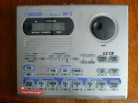 Boss Dr. Rhythm DR-3 drum machine.