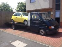 1986 ford transit recovery 2.0 pinto petrol