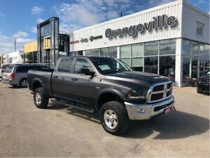 2015 Ram 2500 POWER WAGON, NAV, HEATED CLOTH