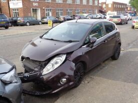 FORD FIESTA 2009 AUTOMATIC PETROL TITANIUM, BREAKER ONLY, USE FOR PARTS, GRAB A BARGAIN
