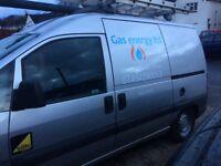 Gas engineer, plumbing services