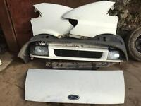 Ford transit front end